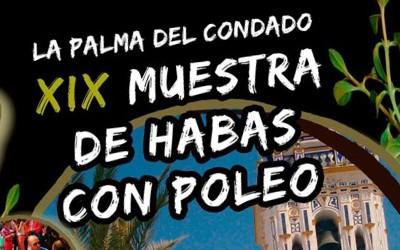 Las Habas con Poleo llenan de nuevo La Palma del Condado